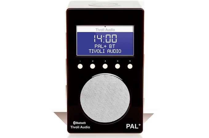 Tivoli Audio Pal +-Zwart