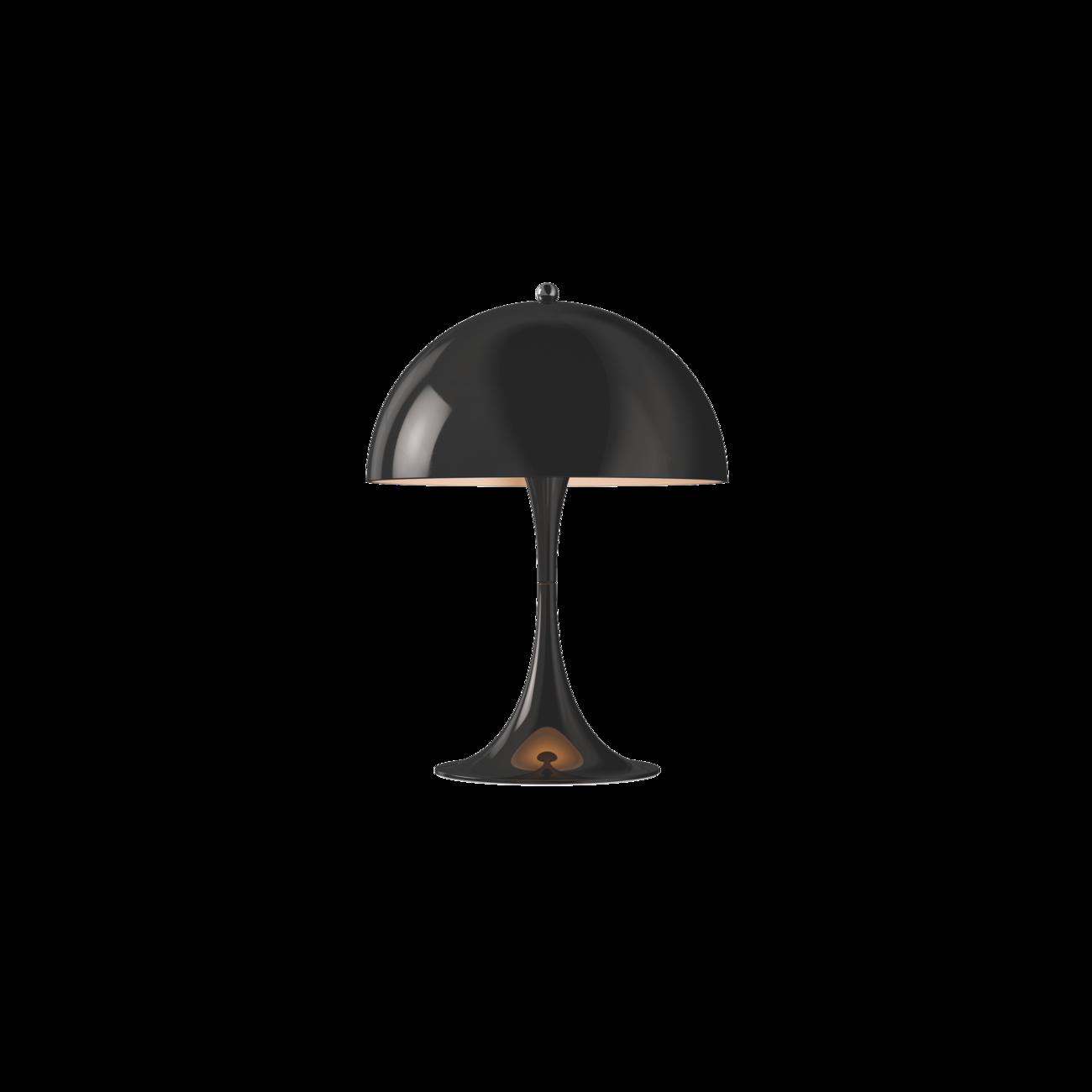 Louis Poulsen Panthella Mini tafellamp Zwart