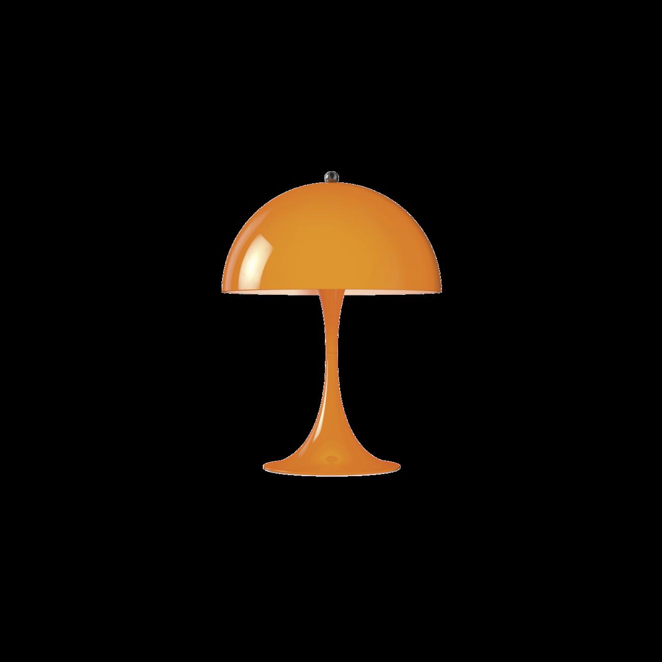 Louis Poulsen Panthella Mini tafellamp Oranje