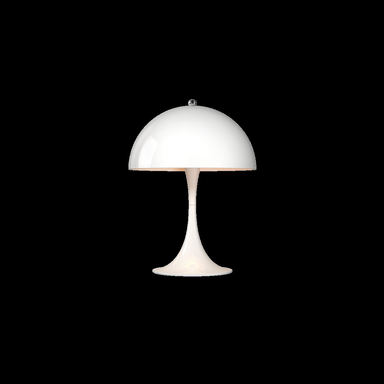 Louis Poulsen Panthella Mini tafellamp Wit