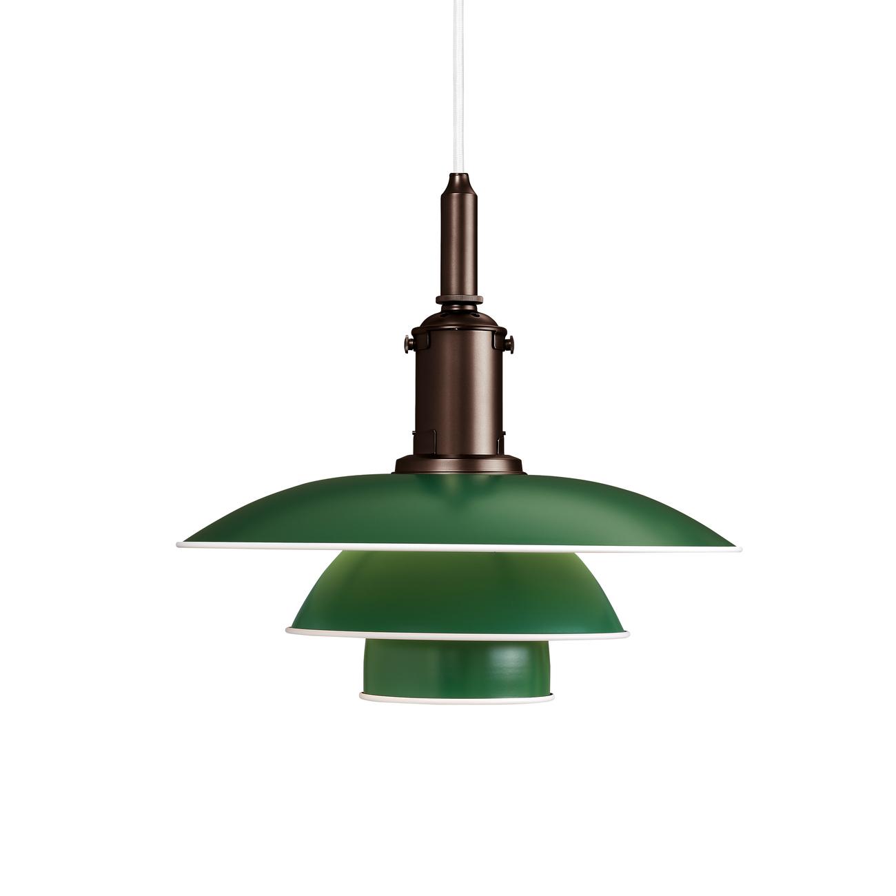 Louis Poulsen 3 1/2 - 3 Hanglamp-Groen
