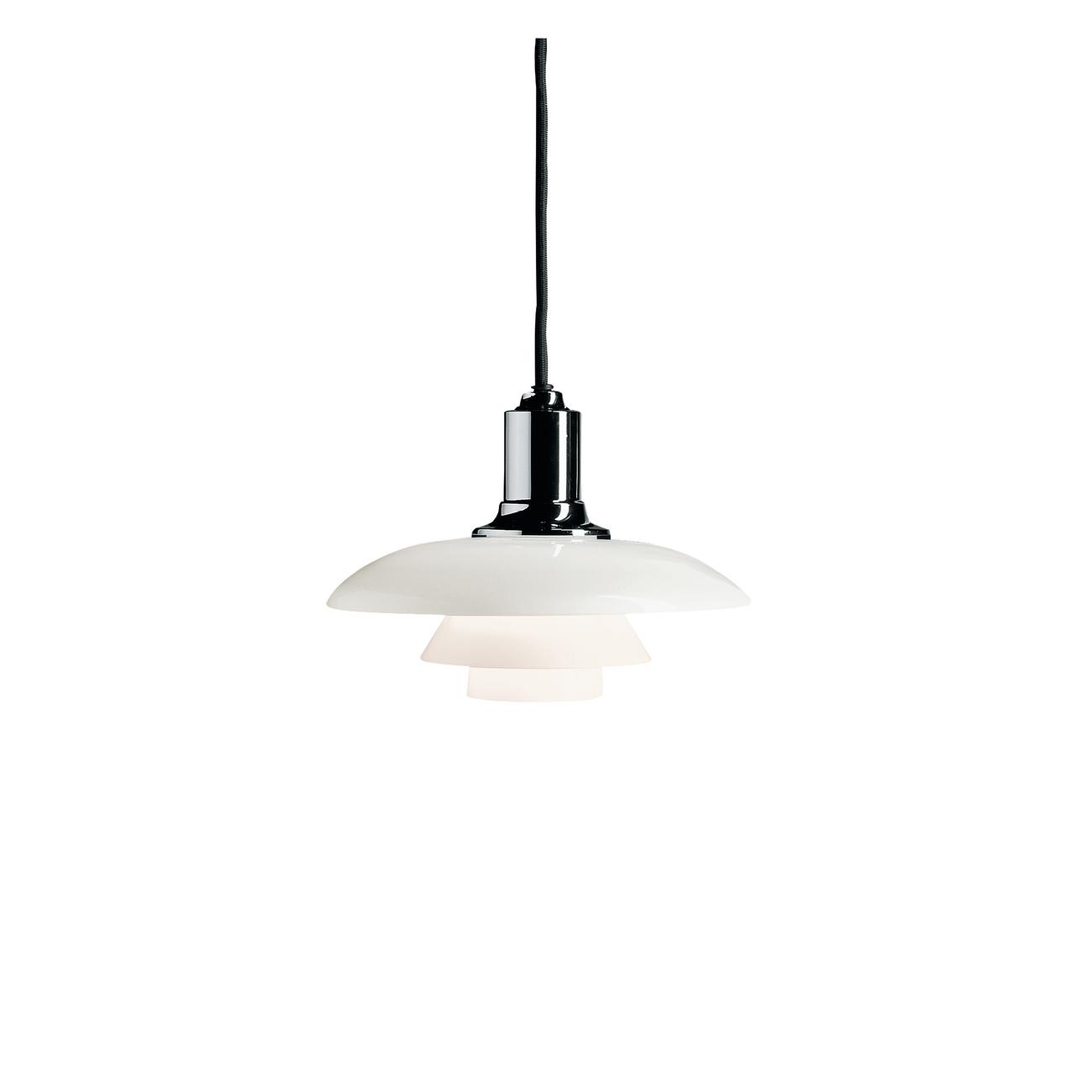 Louis Poulsen PH 2/1 Hanglamp-Chroom
