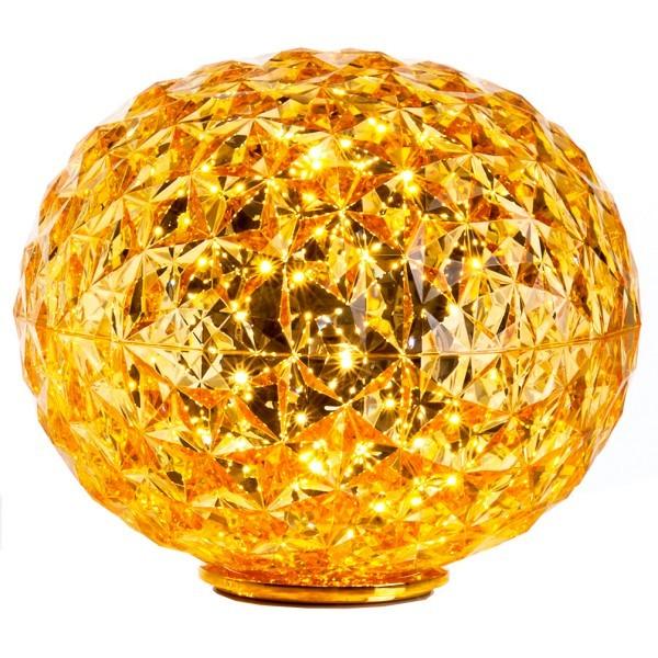 Kartell Planet vloerlamp-Geel
