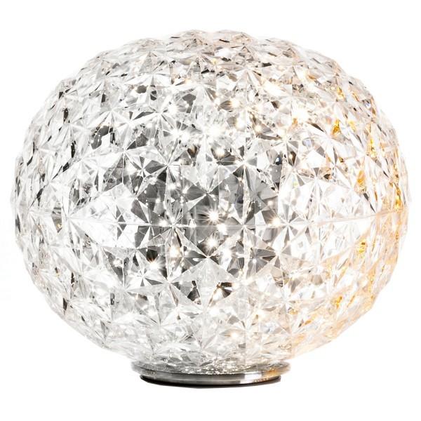 Kartell Planet vloerlamp-Kristal