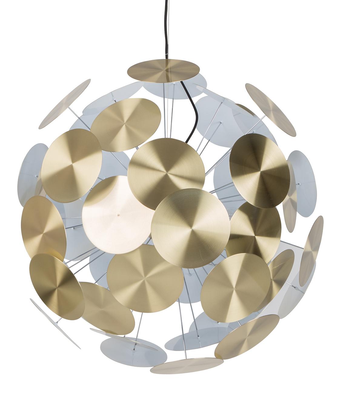 Zuiver Plenty Work hanglamp-Goud