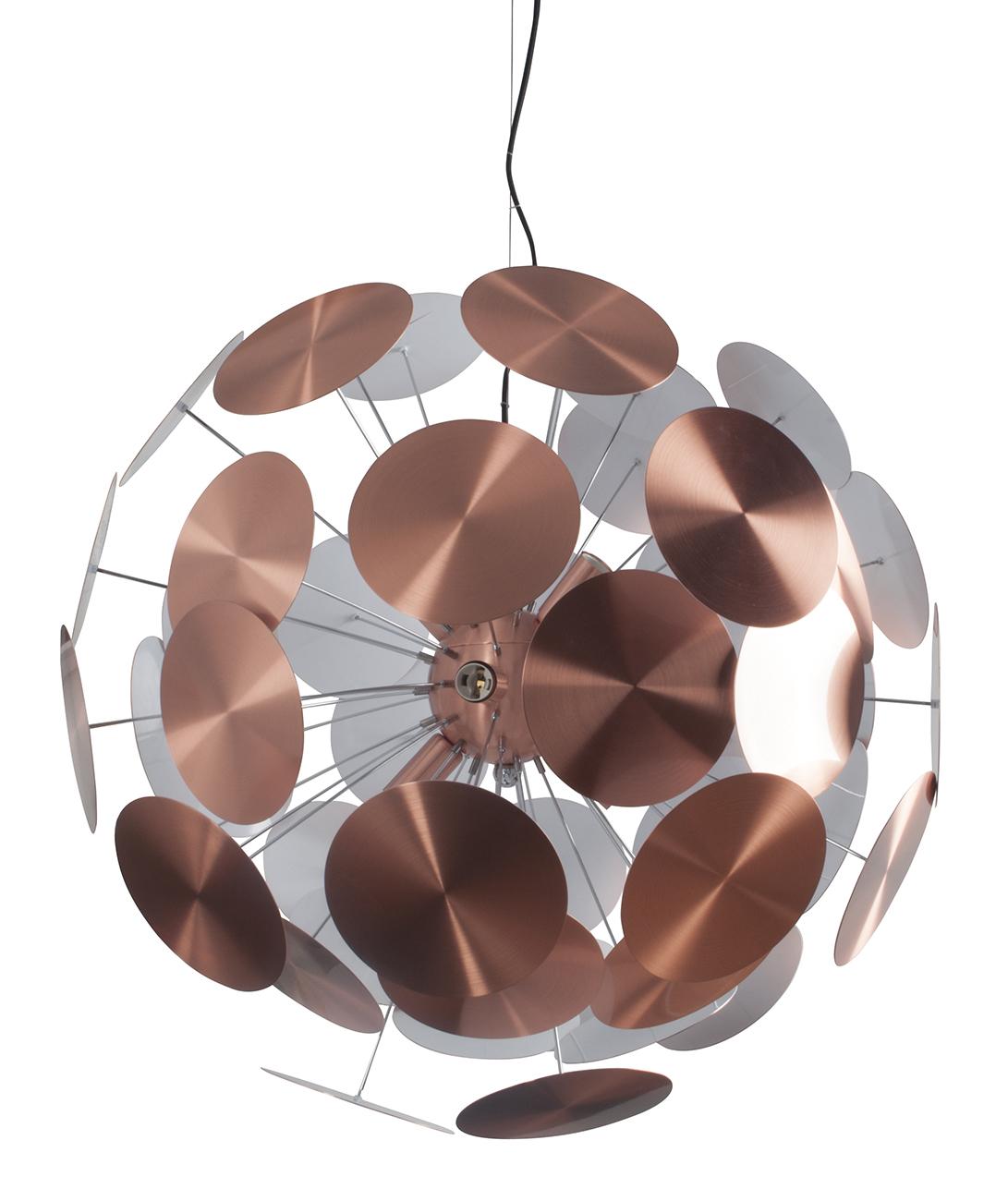 Zuiver Plenty Work hanglamp-Koper