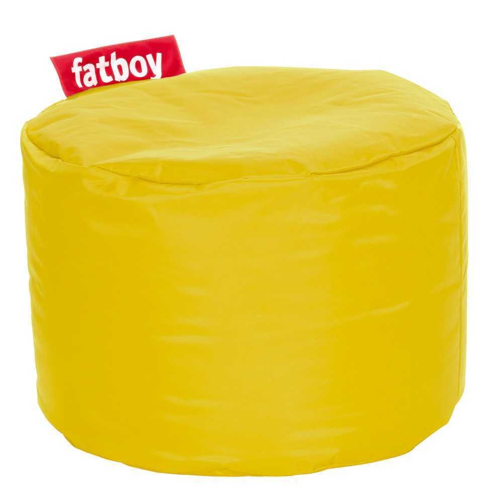 Fatboy Point pouf-Geel