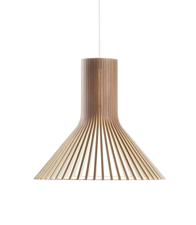 Secto Design Puncto 4203 hanglamp-Walnoot
