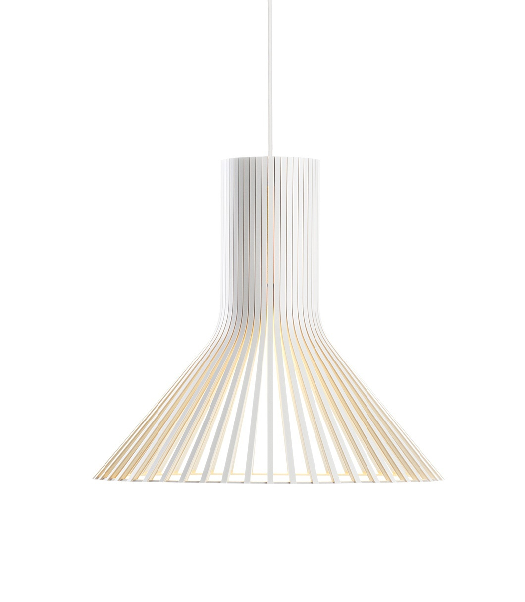 Secto Design Puncto 4203 hanglamp-Wit