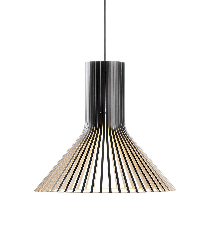 Secto Design Puncto 4203 hanglamp-Zwart