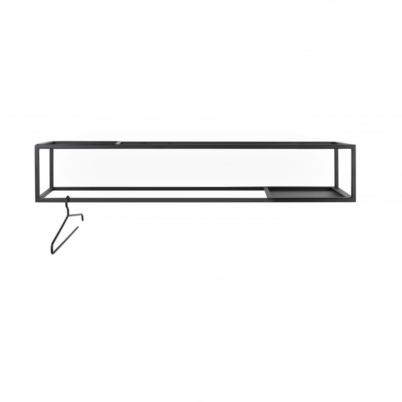 Torna Design Rack wandkapstok 118x21 cm