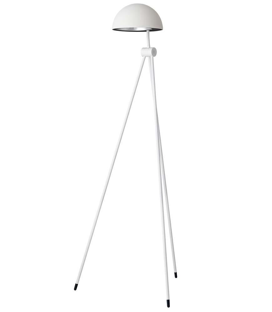 Lightyears Radon vloerlamp-Mat wit