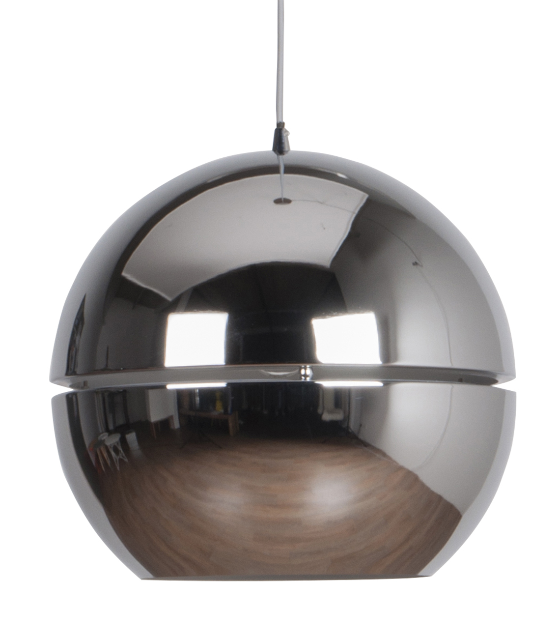 Zuiver Retro 70 hanglamp-Chroom-ø 50 cm