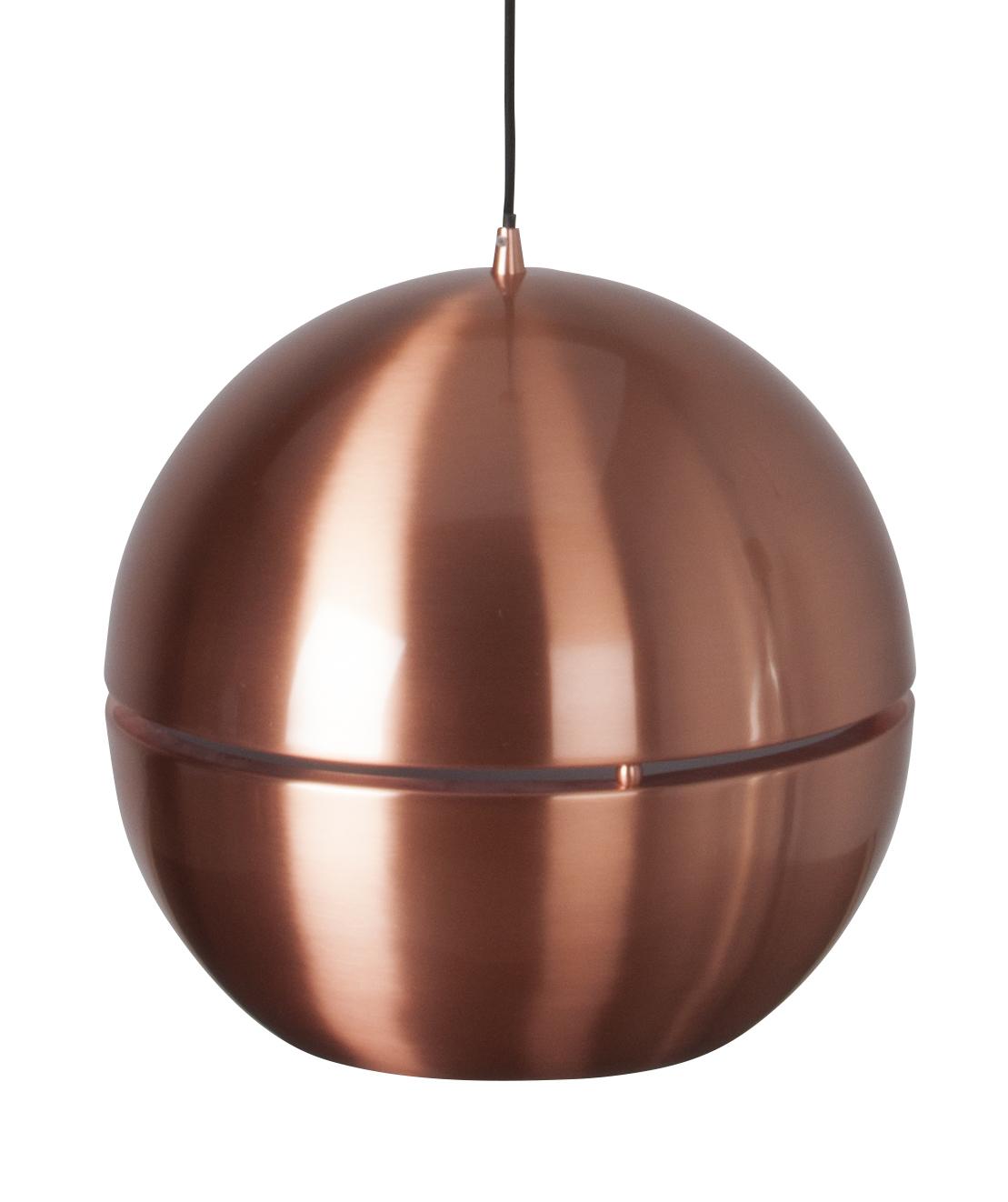 Zuiver Retro 70 hanglamp-Koper-ø 40 cm