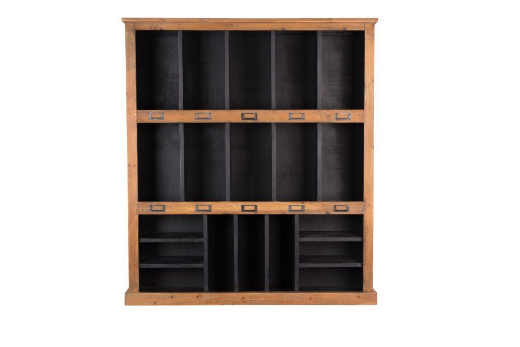 Dutchbone rustic wall kabinet kast