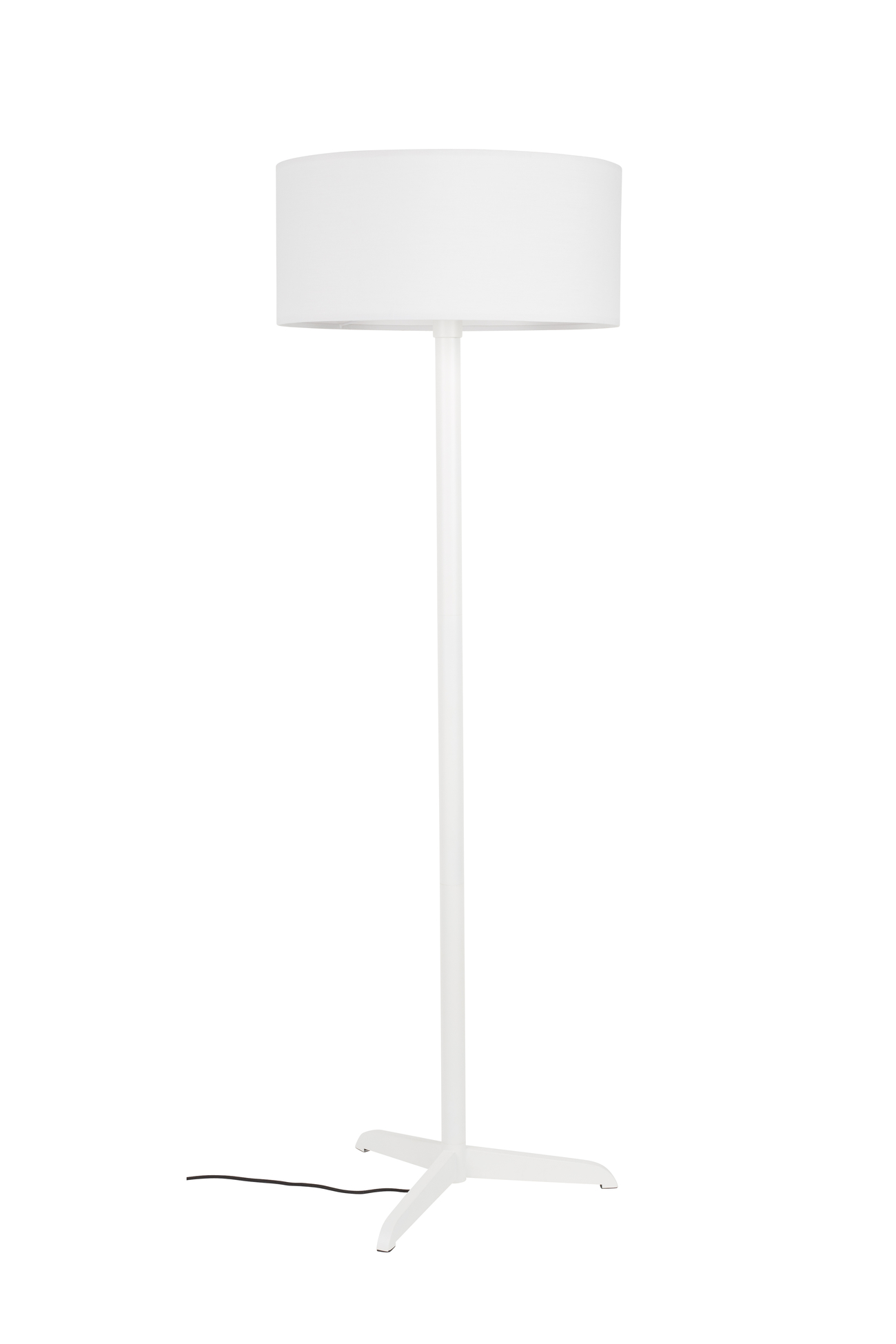 Zuiver Shelby vloerlamp-Wit