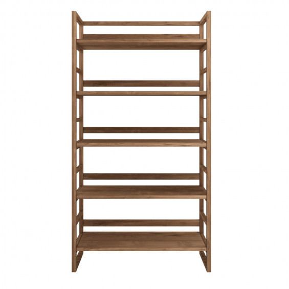 Ethnicraft Skelet Rack teak kast