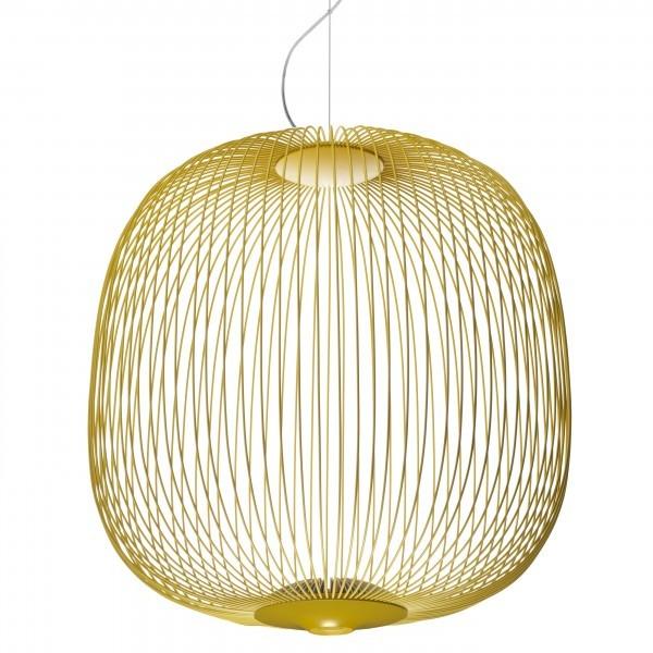 Foscarini Spokes hanglamp-Goud-nr. 2