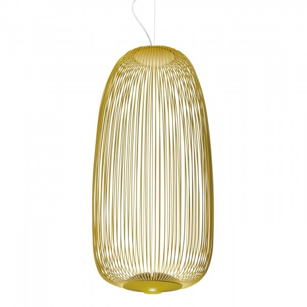Foscarini Spokes hanglamp-Goud-nr. 1