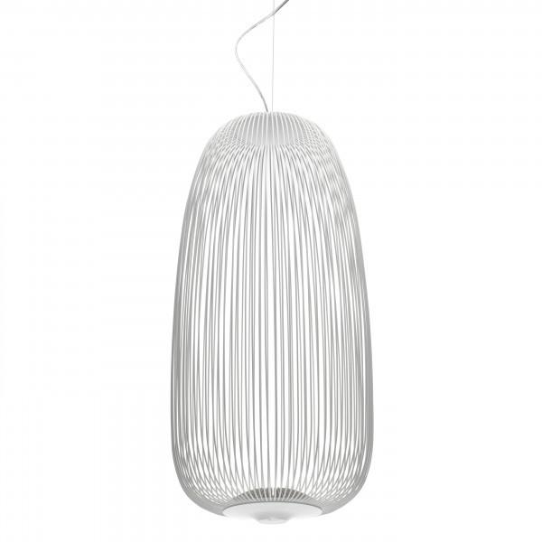 Foscarini Spokes hanglamp-Wit-nr. 1