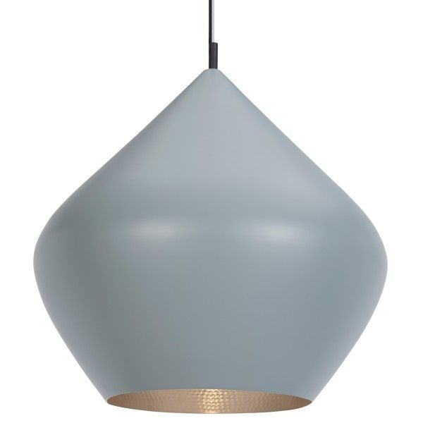 Tom Dixon Beat Light Stout hanglamp-Grijs