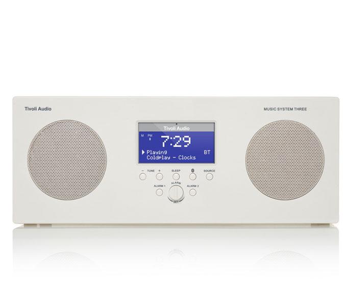 Tivoli Audio Music System Three +-Wit
