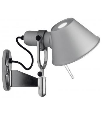 Artemide Tolomeo Faretto LED wandlamp-Met schakelaar