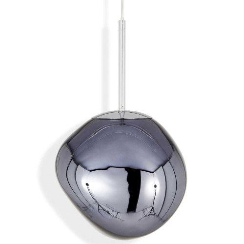 Tom Dixon Melt Mini hanglamp-Smoke