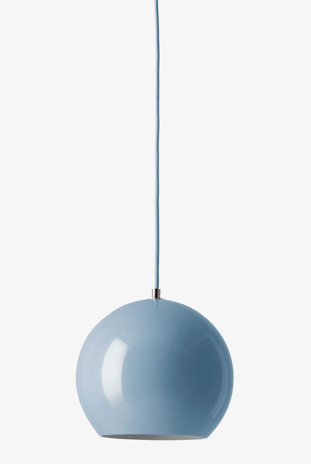 tradition Topan VP6 hanglamp Licht blauw