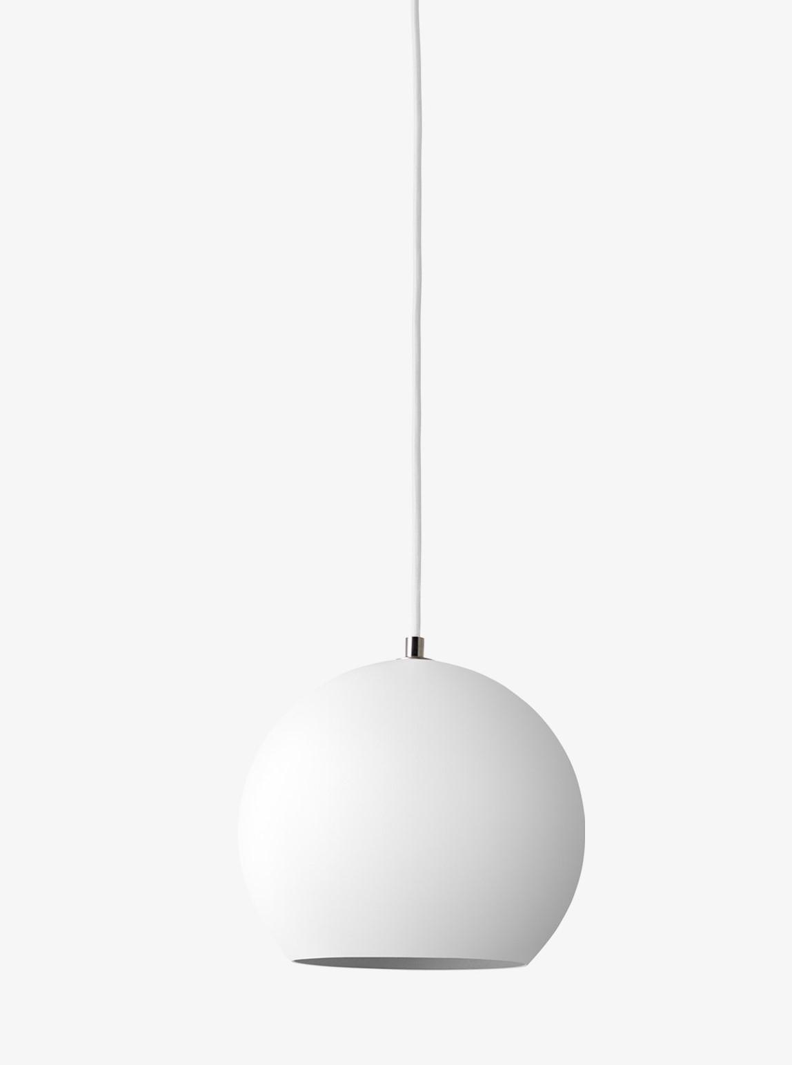 tradition Topan VP6 hanglamp Mat wit