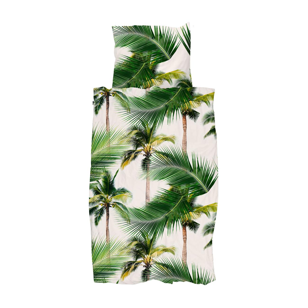 Snurk Palm Beach dekbedovertrek 140x200 220 cm