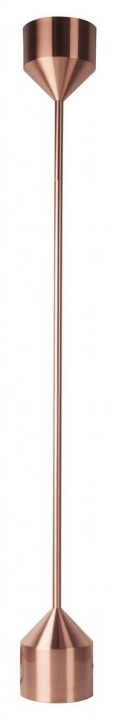 Zuiver Torch vloerlamp-Koper
