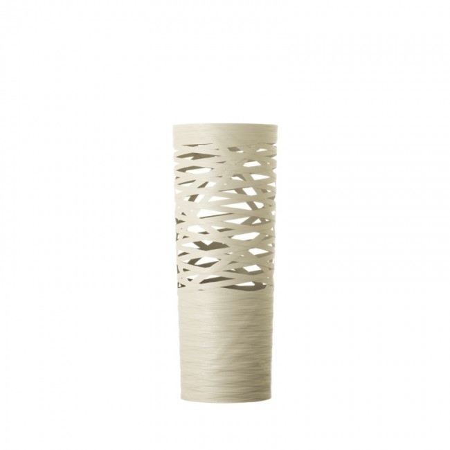 Foscarini Tress tafellamp-Tress mini-Grijs