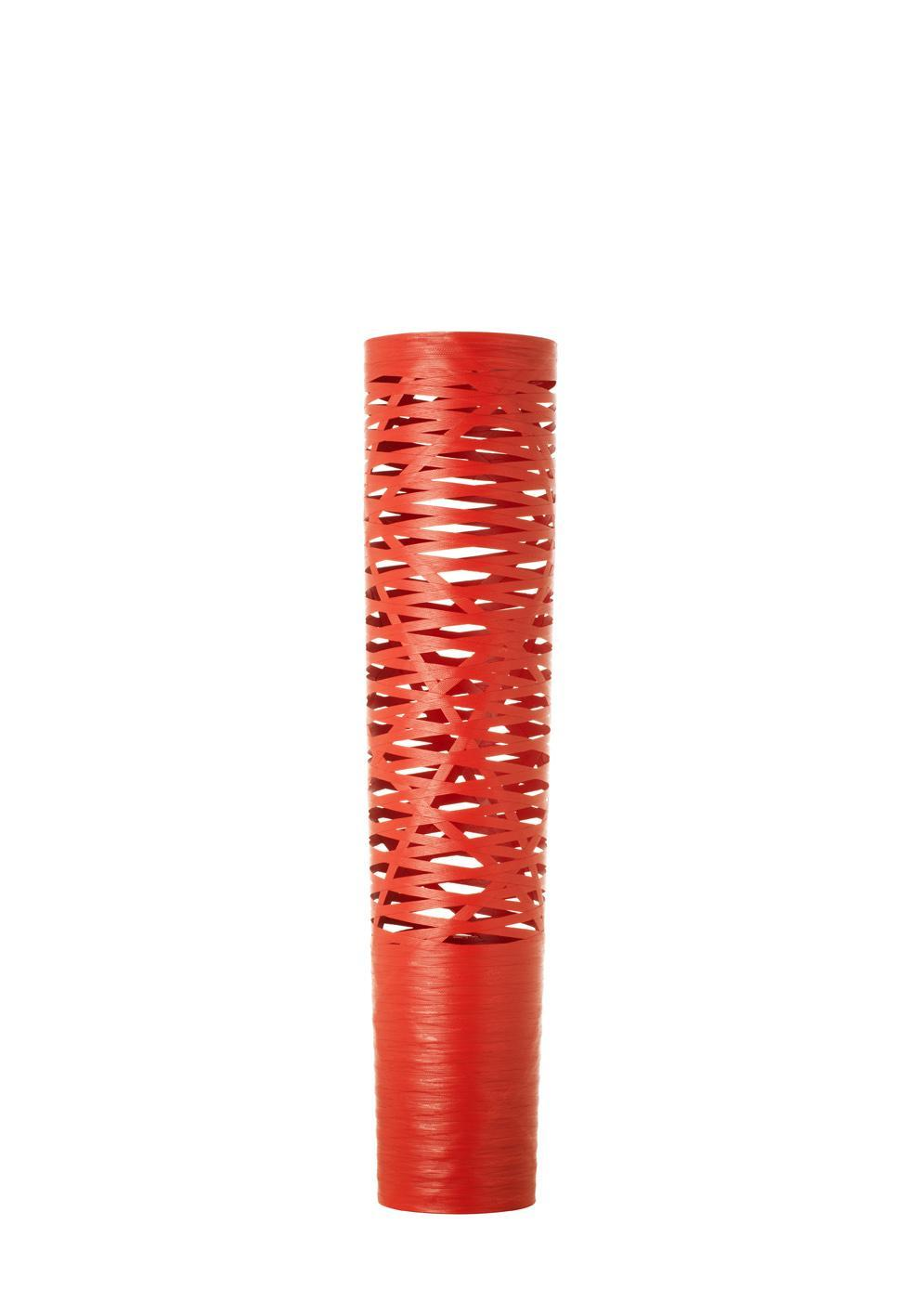 Foscarini Tress vloerlamp-Rood-Media