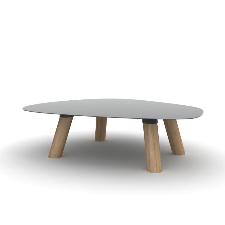 Universo Positivo Turtle Table M tafel-Donker grijs