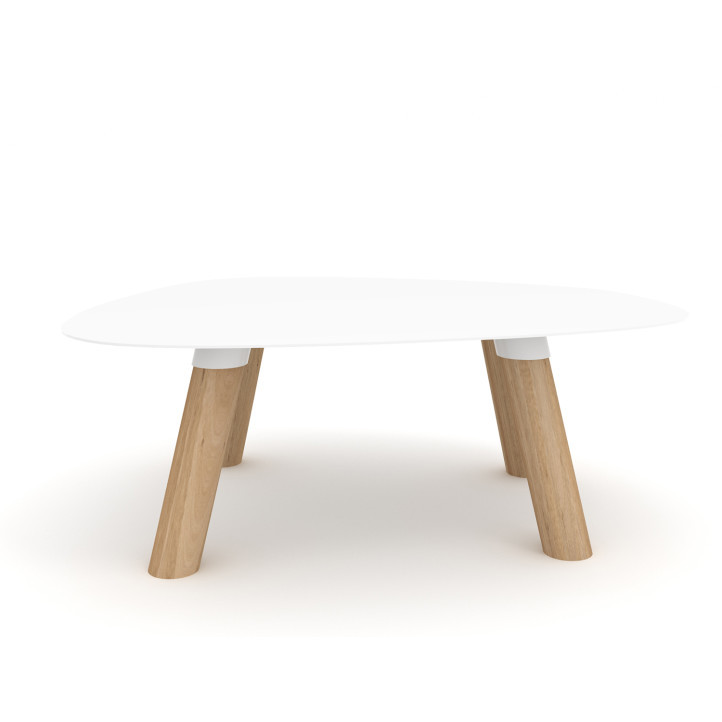 Universo Positivo Turtle Table S tafel-Wit