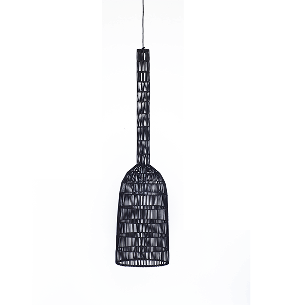 Ay Illuminate Umut 2 hanglamp-Zwart-� 30 cm