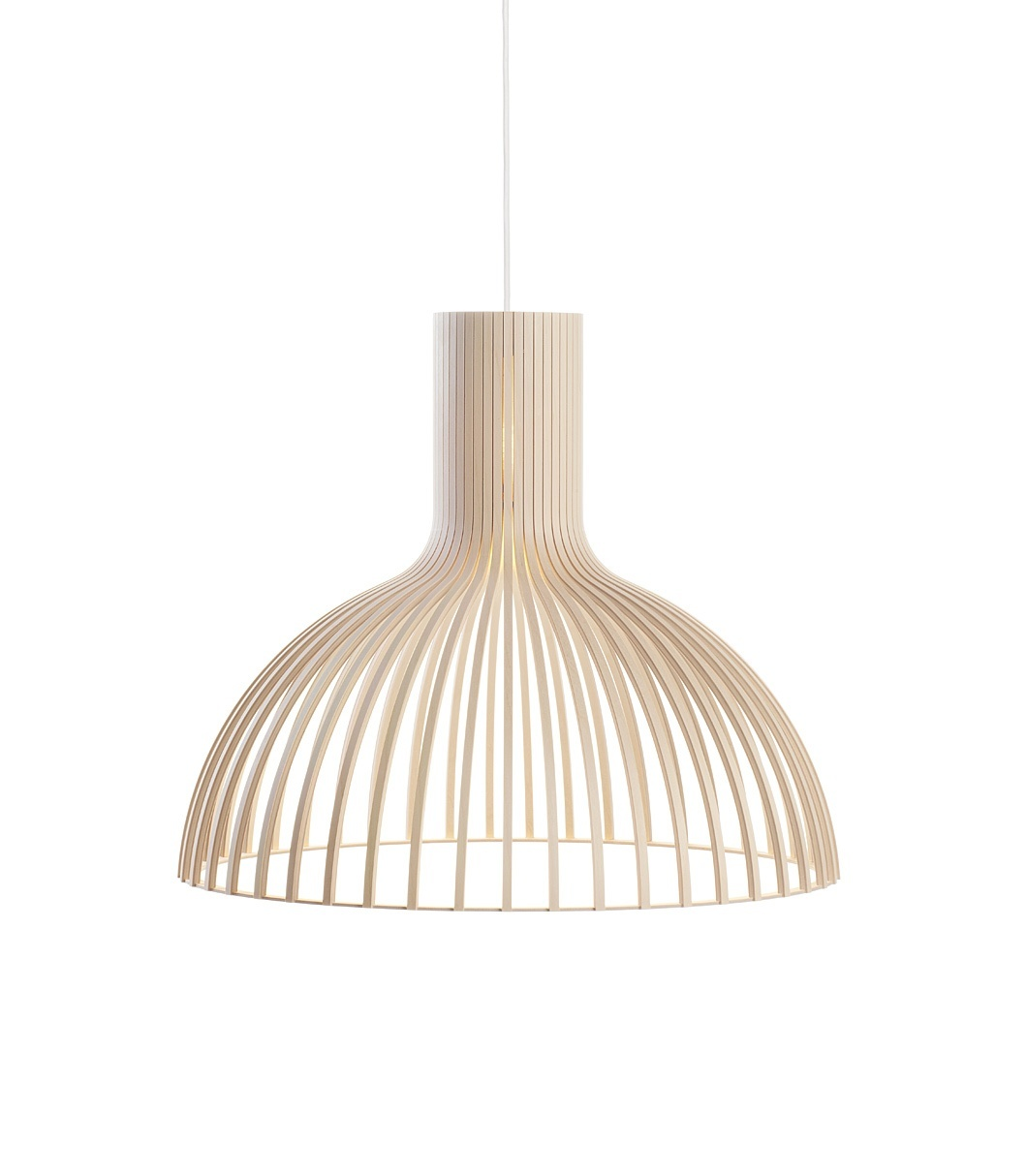 Secto Design Victo 4250 hanglamp-Natural