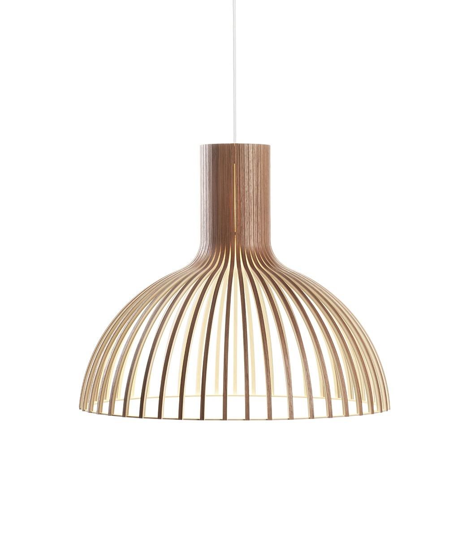 Secto Design Victo 4250 hanglamp-Walnoot
