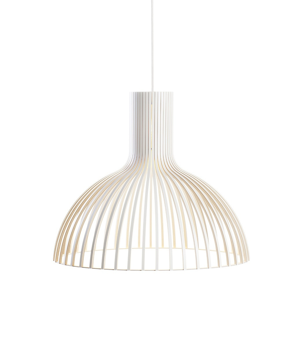 Secto Design Victo 4250 hanglamp-Wit
