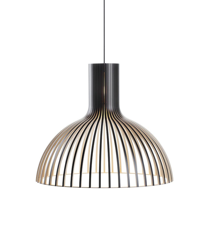 Secto Design Victo 4250 hanglamp-Zwart