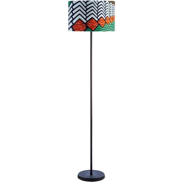 Hay Drum LED vloerlamp-Vlisco think