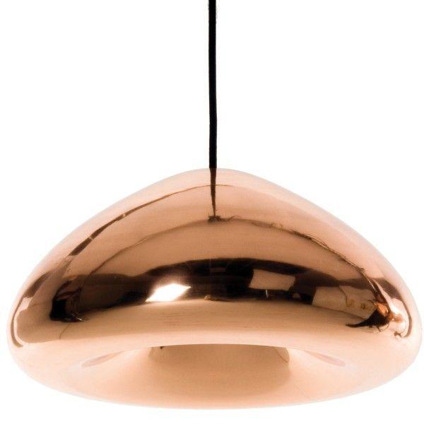 Tom Dixon Void hanglamp-Koper