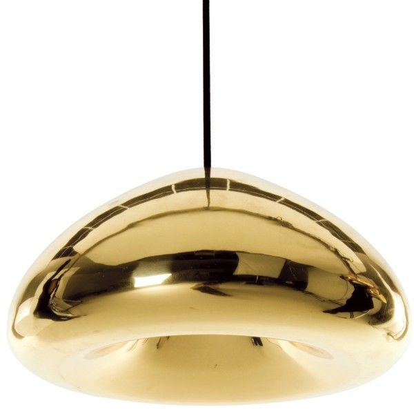 Tom Dixon Void hanglamp-Messing