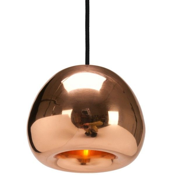 Tom Dixon Void Mini hanglamp-Koper