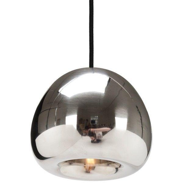 Tom Dixon Void Mini hanglamp-Metaal