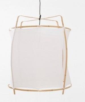 Ay illuminate Z2.5 Blonde Cotton hanglamp wit