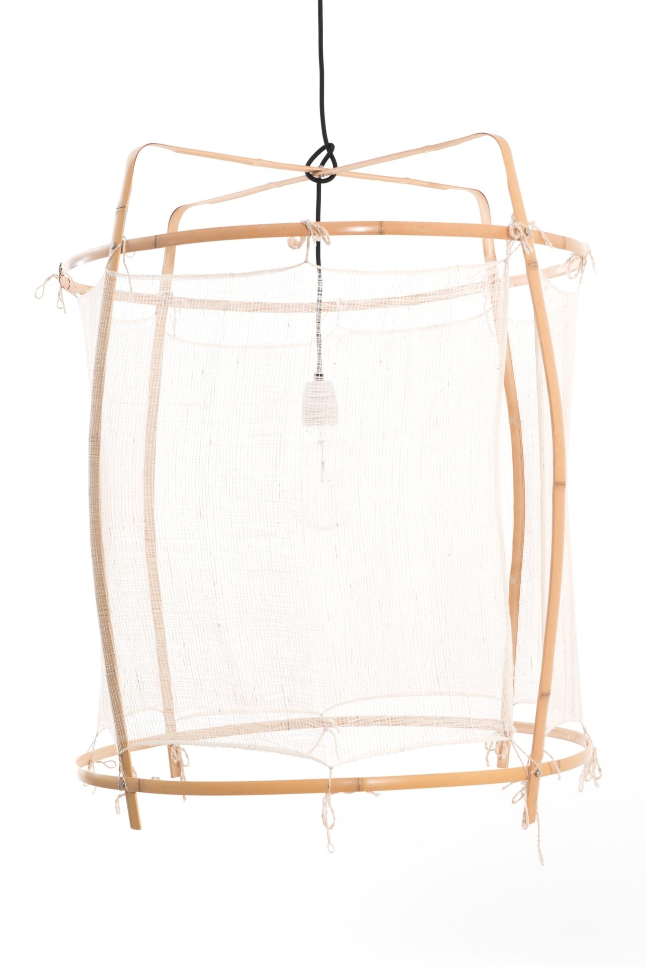 Ay illuminate Z2.5 Blonde Silk hanglamp
