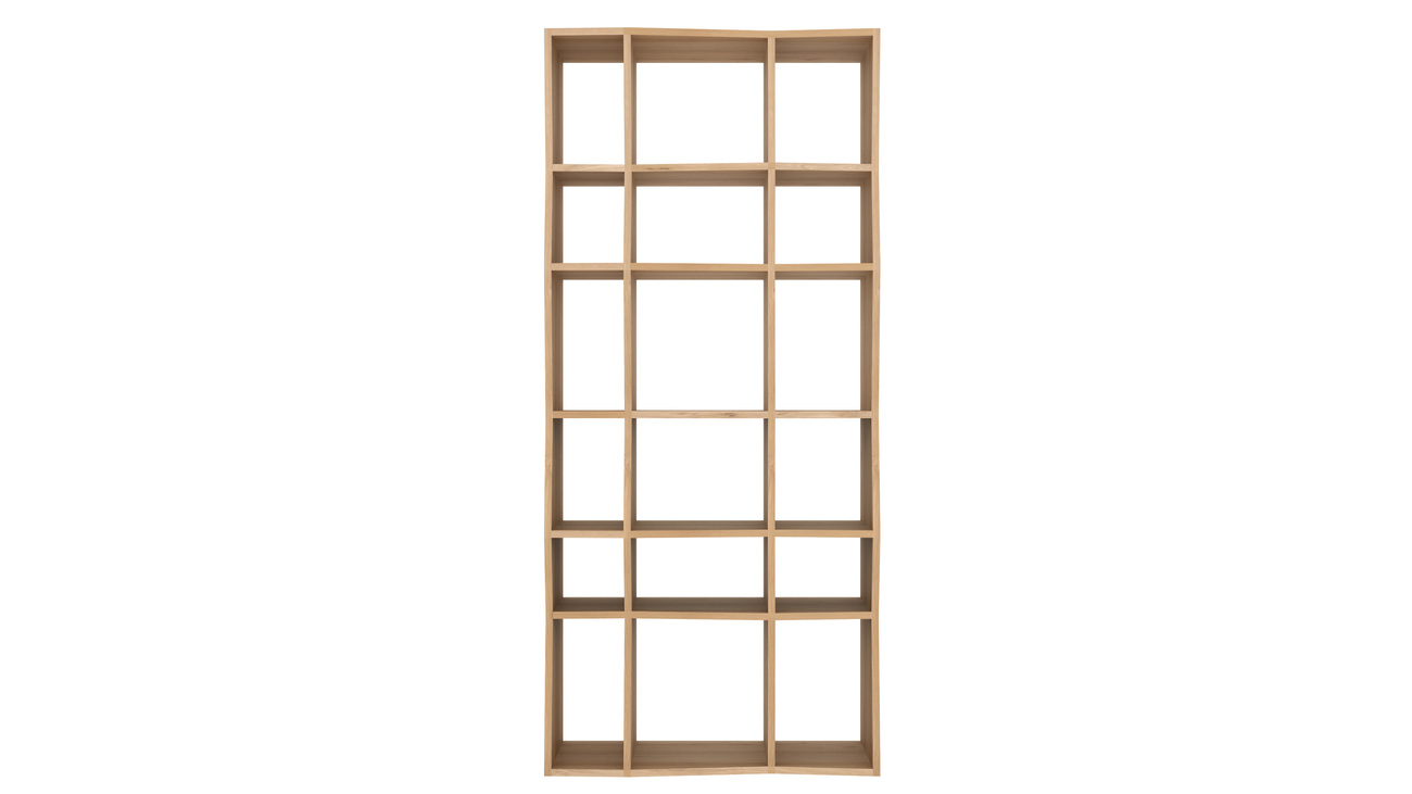 Ethnicraft Z Rack eiken kast-Small