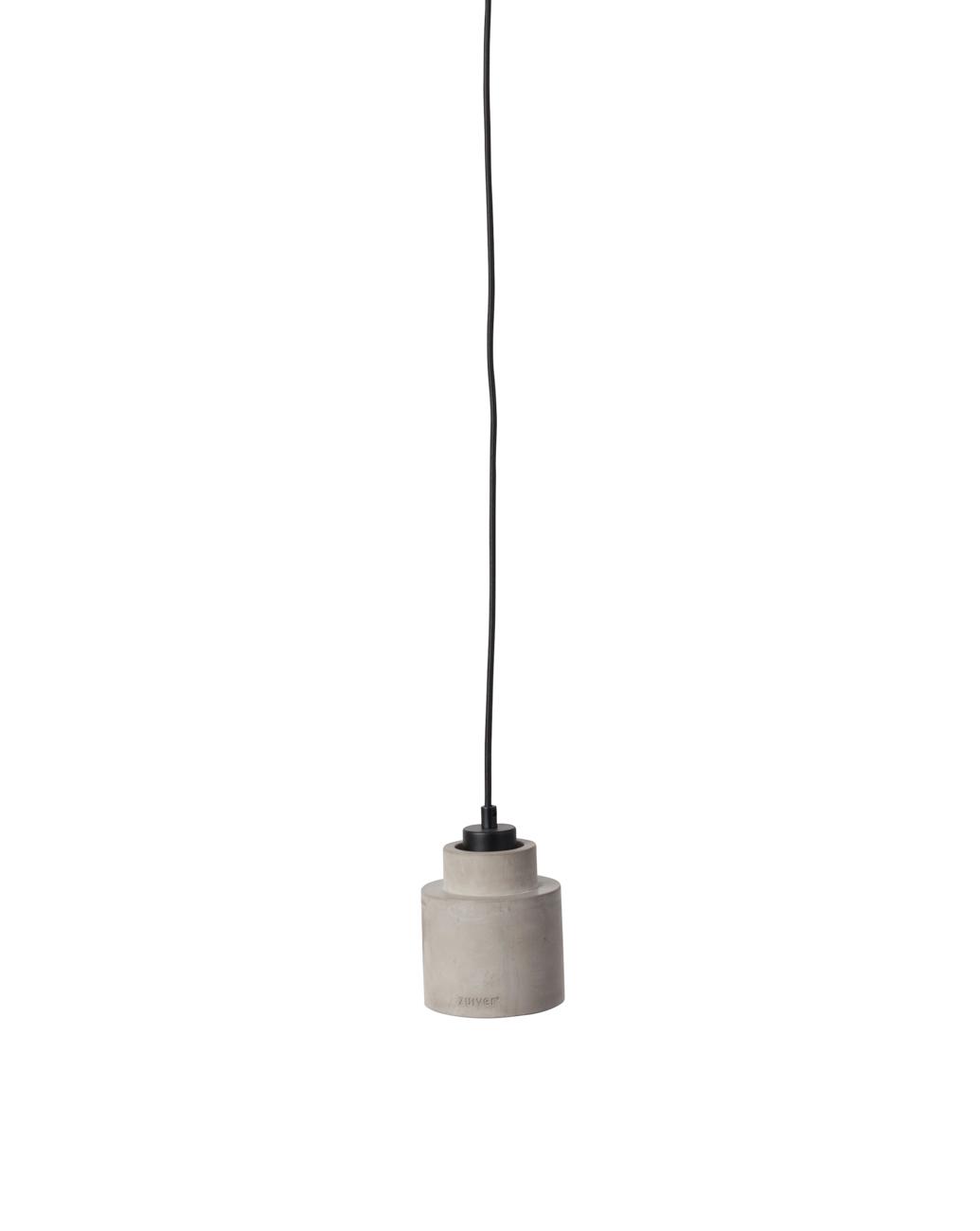 Zuiver Left hanglamp-Grijs